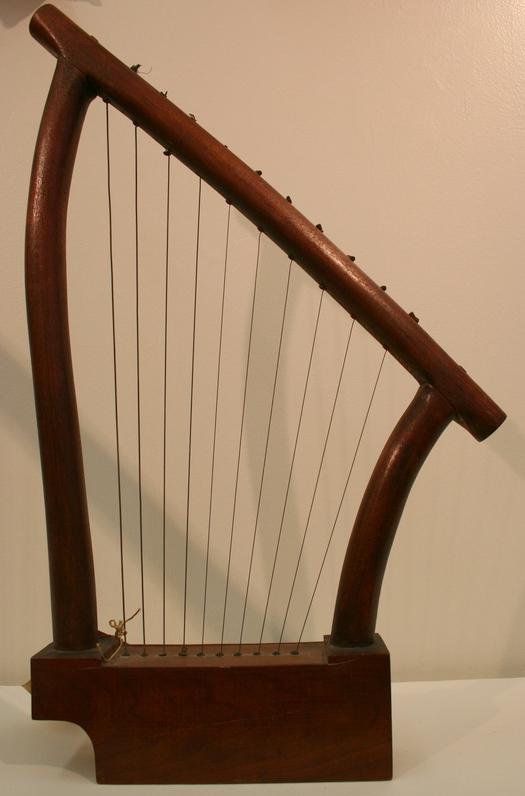 Potsdam Public Museum Ancient Musical Instruments